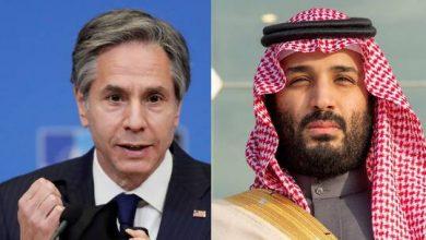 """صورة رفض وزير الخارجية الأمريكي وصف ولي العهد السعودي بـ""""قاتل خاشقجي"""".. فماذا أسلف؟"""