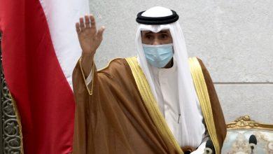 صورة أمير الكويت يدعو النواب لتعاون مع الحكومة