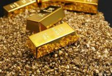 صورة إنخفاض الذهب1% وإرتفاع الدولار