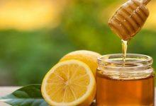 صورة العسل وسحره في جمال الوجه