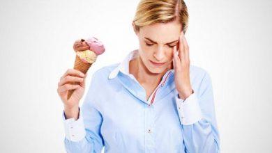 صورة لماذا تؤلم المثلجات أسناننا؟