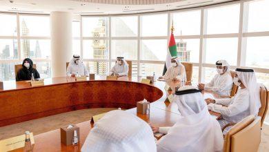 صورة حاكم دبي يعلن إعادة هيكلة حكومة الإمارة