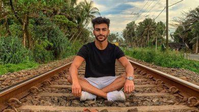 صورة وفاة الكوميديان عبد الله العمري بحادث سير
