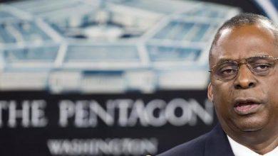 """صورة """"شريك استراتيجي"""".. وزير دفاع أمريكا يتطلع للعمل مع السعودية"""