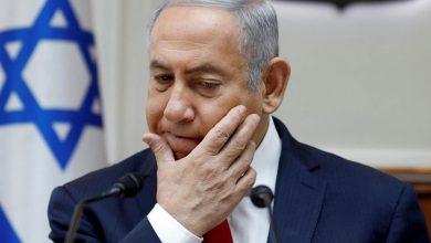 """صورة """"نتنياهو"""" يرفض إلغاء محاكمته"""
