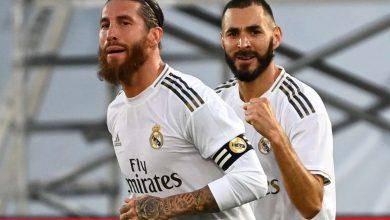 صورة صحيفة: أسبوع حاسم بشأن مصير راموس مع ريال مدريد