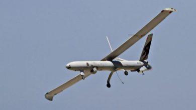 صورة الجيش اللبناني يطلق النار على طائرة إسرائيلية