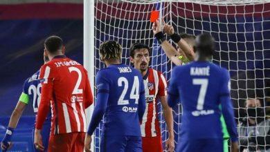 صورة تشيلسي إلى ربع النهائي بعد هزيمة أتلتيكو مدريد