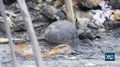 صورة تعرف على آخر مستجدات الهجوم الصاروخي في كردستان العراق