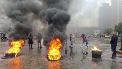 """صورة بالفيديو: لبنان…تصاعد الاحتجاجات على الأوضاع المعيشية في """"اثنين الغضب"""""""