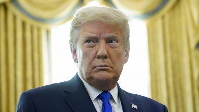 صورة دعوى جديدة ترفع ضد ترامب