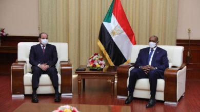 صورة رفض مصري سوداني لأي حلول أحادية بشأن سد النهضة