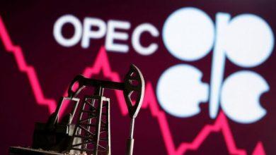 """صورة إرتفاع أسعار النفط قبل اجتماع """"أوبك"""""""