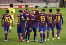 صورة برشلونة يستعيد نجمين بارزين قبل الكلاسيكو
