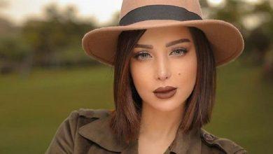 صورة وفاة والد المغنية المغربية بسمة بوسيل زوجة تامر حسني