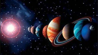 صورة ما هو الكوكب الذي يرى في الليل والنهار؟