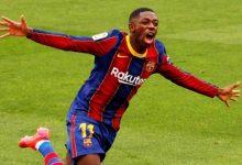 صورة مستقبل ديمبلي مع برشلونة على المحك