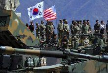 صورة اتفاق بين سيول وواشنطن لتمويل الوجود العسكري الأمريكي بكوريا الجنوبية