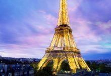 صورة من بنى برج ايفل