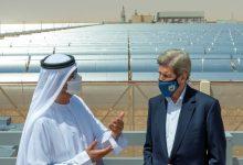 صورة الإمارات وأمريكا تعززان التعاون في مجال المناخ والطاقة