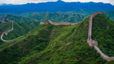 صورة كم يبلغ طول سور الصين العظيم