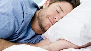 صورة كيف تنام خلال خمس ثواني؟