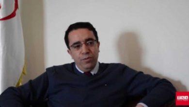 صورة البرلماني الجزائري السابق عبد المالك صحراوي رهن الحبس
