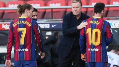 صورة هل برشلونة قادر على حسم الليجا؟ .. كومان يٌجيب ويحدد محطة حسم اللقب