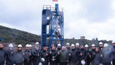 صورة نجاح اختبار تركي لمحرك صاروخ يستخدم بإطلاق مركبة إلى القمر