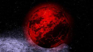 صورة ما هو الكوكب الاحمر؟