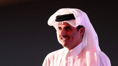صورة أمير قطر يترأس وفد الدوحة لمنتدى بطرسبورغ الاقتصادي