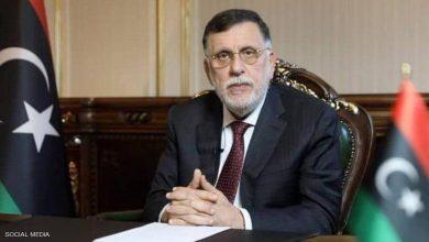 صورة الحكومة الليبية توقف قرارات تعيين سابقة