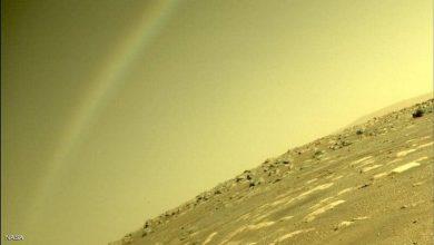 """صورة """"ناسا"""" توضح حقيقة صورة """"قوس قزح"""" على المريخ"""