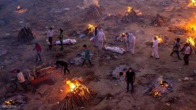 صورة قفزة قياسية.. حصيلة وفيات كورونا في الهند تتجاوز 200 ألف