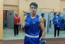 """صورة وفاة الملاكم الأردني الشاب راشد صويصات بعد """"ضربة قاضية"""""""