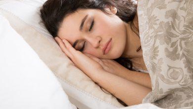 صورة كيف تنام في دقيقة؟