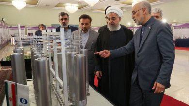 صورة إيران تسعى لسرقة التكنولوجيا النووية من السويد
