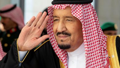 صورة خادم الحرمين الشريفين يرأس وفد السعودية في قمة القادة حول المناخ