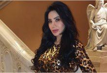 صورة بالفيديو: مهر لجين عمران ناطحة سحاب
