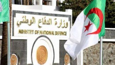 """صورة وزارة الدفاع الجزائرية تحبط """"مؤامرة خطيرة"""" للحركة الانفصالية """"ماك"""""""