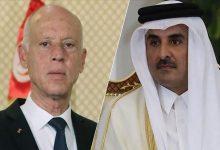 صورة أمير قطر ورئيس الهند يبحثان سبل مواجهة كورونا