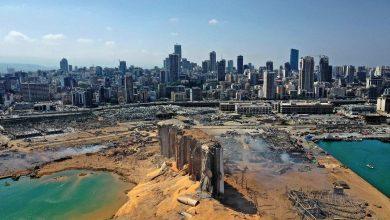 صورة برلين تقدم خطة لإعادة بناء مرفأ بيروت