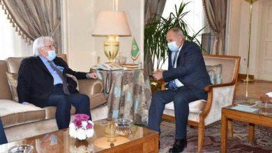 صورة الأمين العام للجامعة العربية تصعيد الحوثي في مأرب سيؤدي لأزمة إنسانية