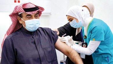 صورة كورونا.. تراجع الإصابات في قطر