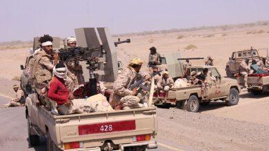 صورة الجيش اليمني: قتلى وجرحى من الحوثيين في استهداف شرقي الجوف
