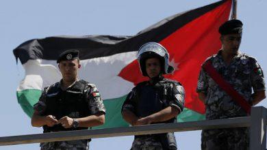 صورة اعتقال رئيس الديوان الملكي الأردني الأسبق