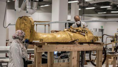 صورة لماذا لم ينقل توت عنخ آمون إلى المتحف؟