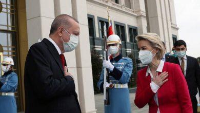 صورة الاتحاد الأوروبي: الوقت مبكر لتحسين العلاقة مع تركيا