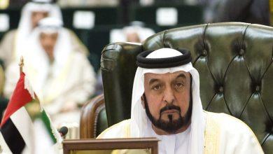 صورة الرئيس الإماراتي يصدر مرسوما بإعادة تشكيل مجلس إدارة مصرف الدولة المركزي