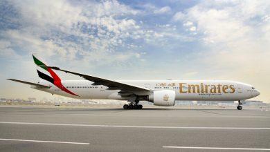"""صورة بالفيديو.. """"طيران الإمارات"""" تسير رحلة """"خاصة"""" متعلقة بكورونا"""